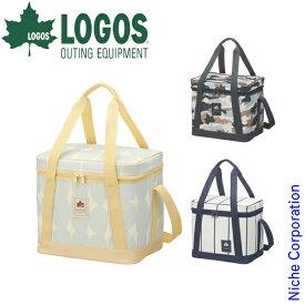 ロゴス LOGOS デザインクーラー15 キャンプ用品 クーラーバッグ ptcu