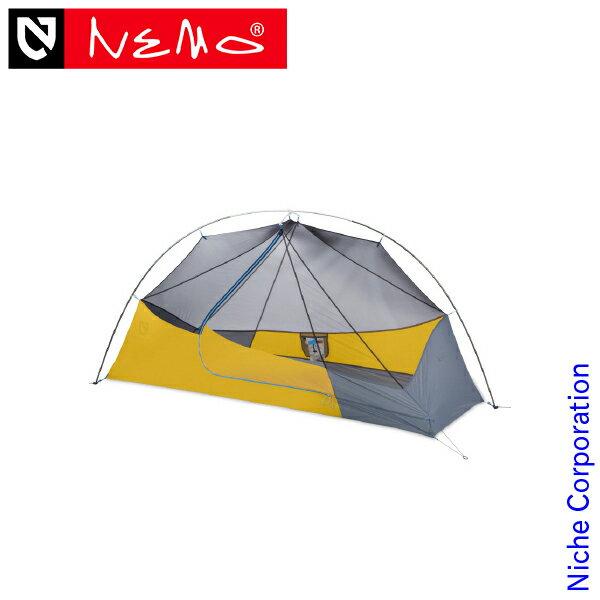 ニーモ ブレイズ 1P [ NM-BLZ-1P ] キャンプ 用品 テント タープ 1人用