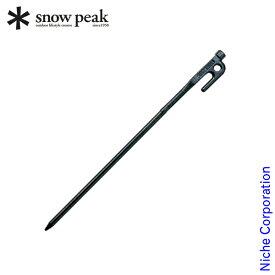スノーピーク ソリッドステーク40 R-104 スノー ピーク ShopinShop テント ペグ ソリステ キャンプ 用品 オートキャンプ 用品 SNOW PEAK キャンプ用品