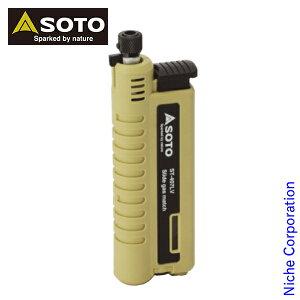 SOTO スライドガスマッチ ST-407LV アウトドア ライター キャンプ