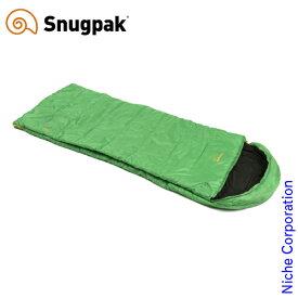 スナグパック ノーチラス スクエア ライトジップ エメラルドグリーン 016224 アウトドア シュラフ キャンプ 寝袋 Snugpak nocu