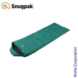 スナグパック スリーパーエクストリーム スクエア ライトジップ ダーク グリーン SP50320DGR アウトドア シュラフ キャンプ 寝袋 Snugpak