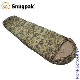 スナグパック ノーチラス マミー ライトジップ テレインカモ 492876 アウトドア シュラフ キャンプ 寝袋 Snugpak nocu