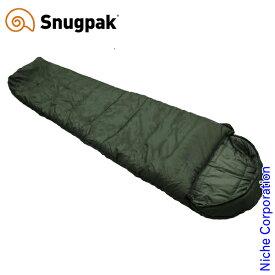 スナグパック マリナー マミー ライトジップ オリーブ SP92883OL アウトドア シュラフ キャンプ 寝袋 Snugpak
