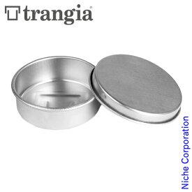 Trangia ( トランギア ) ソリッド ジェル フューエルバーナー キャンプ バーナー 土台 固形燃料