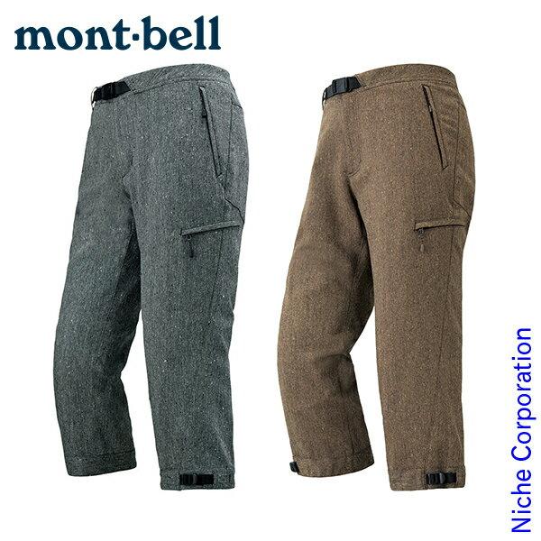 モンベル mont-bell ウール トレッキングニッカ Women's #1105513 nocu