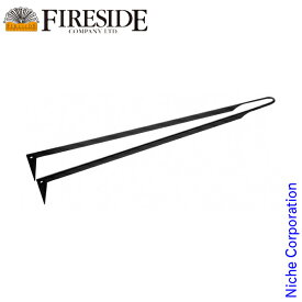 ファイヤーサイドファイヤーバード [ 23643 ] [ 火ばさみ   火掻き棒   ファイヤーツール   ファイヤーサイド Fireside ][ ファイヤーサイド fireside ]