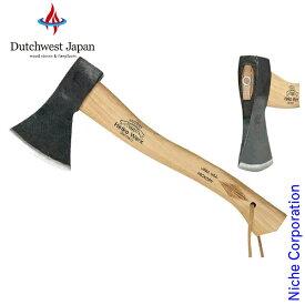 ヘルコ ヘリテイジ ハンド アックス [ HR-7 ] キャンプ 薪割り斧 斧 焚き火 薪割り ( ダッチウエスト Dutchwest )