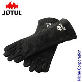 ヨツール ( JOTUL ) グローブ [ MJ400 ] 手袋 皮 革 薪 薪ストーブ アクセサリー 暖炉 キャンプ用品 焚火 焚き火