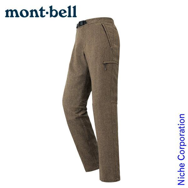 モンベル mont-bell ウール トレッキングパンツ Women's #1105546