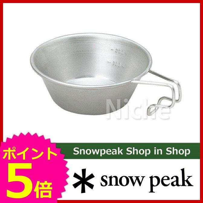 スノーピーク シェラカップ [ E-103 ] [ スノー ピーク ShopinShop | SNOW PEAK | シェラカップ | テーブルウェア テーブルウエア スノーピーク | キャンプ 用品 オートキャンプ 用品 ][P5]
