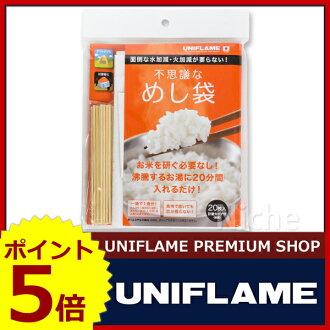 UNIFLAME感到奇怪的飯袋[663011][uniflame UNIFLAME高級店鋪|防災、地震、非常、急救SA|露營用品汽車野營用品][P5]