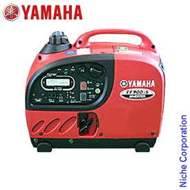 入荷しました!ヤマハ 発電機 EF900iS -R 消防署仕様(赤) 新品・オイル充填試運転済 インバーター発電機 小型 家庭用