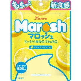 [クリックポスト] カンロ マロッシュ レモンスカッシュ味 50gx6袋