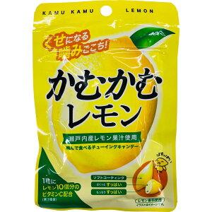 [クリックポスト] 三菱 かむかむレモン 袋 30gx10袋