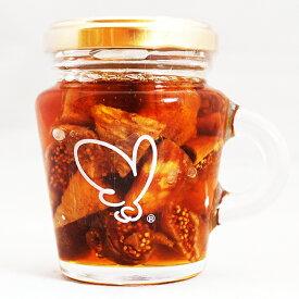 ハニーフルーツ(いちじく) 120g 国産ハチミツとドライイチジクのコラボレーション Hony Plus はなはな みつばち本舗 国産