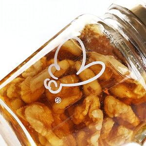 ハニーナッツ【クルミ】 120g ナッツのはちみつ漬け (ギフト・自家用) はなはな みつばち本舗 国産