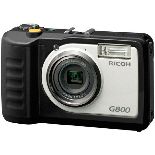 【納得の3年保証付き】[リコー]G800