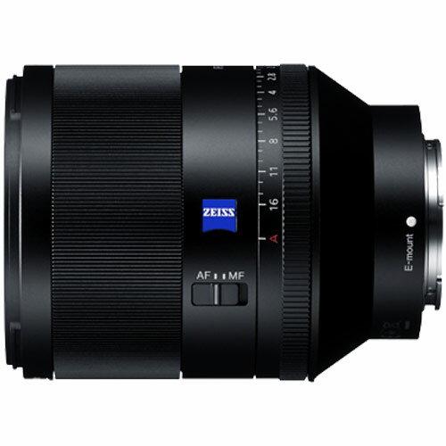 【納得の3年保証付き】[SONY]Planar T*FE 50mm F1.4 ZA [SEL50F14Z]αフルサイズミラーレススプリングキャンペーン対象商品5/6まで