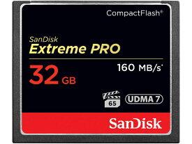 【メール便発送商品】[サンディスク]エクストリームプロ CF32GB SDCFXPS-032G-X46(英語パッケージ)