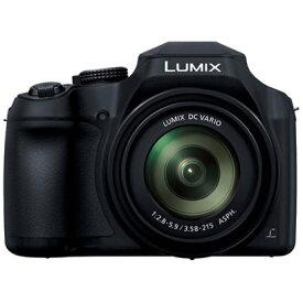 【納得の3年保証付き】[パナソニック]LUMIX DC-FZ85-K