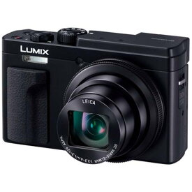 【納得の3年保証付き】[パナソニック]LUMIX DC-TZ95-K ブラック