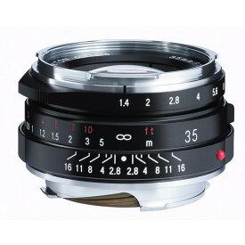 [コシナ]フォクトレンダー NOKTON classic 35mm F1.4 II MC VM