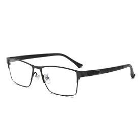 [小松貿易]PG-111L-BK PINTGLASSES ブラックピントグラス 軽度レンズモデル