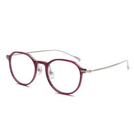 [小松貿易]PG-114L-PU PINTGLASSES パープル ピントグラス 軽度レンズモデル