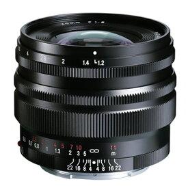 コシナ フォクトレンダー NOKTON 40mm F1.2 Aspherical SE E-mount(ソニ−Eマウント)(2020年6月24日発売予定)