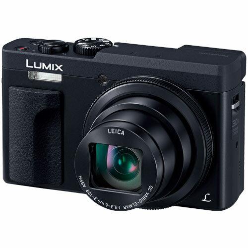 【納得の3年保証付き】[パナソニック] LUMIX DC-TZ90-K ブラック