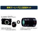 【納得の3年保証付き】[パナソニック]DMC-GX7MK2K-K+35-100mm F2.8 (スペシャルキット)