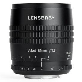 Lensbabyレンズベビー Velvet 85 (85mm F1.8 ソフト)ペンタックスKマウント