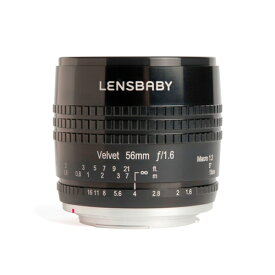 Lensbabyレンズベビー Velvet56 ペンタックスKマウント