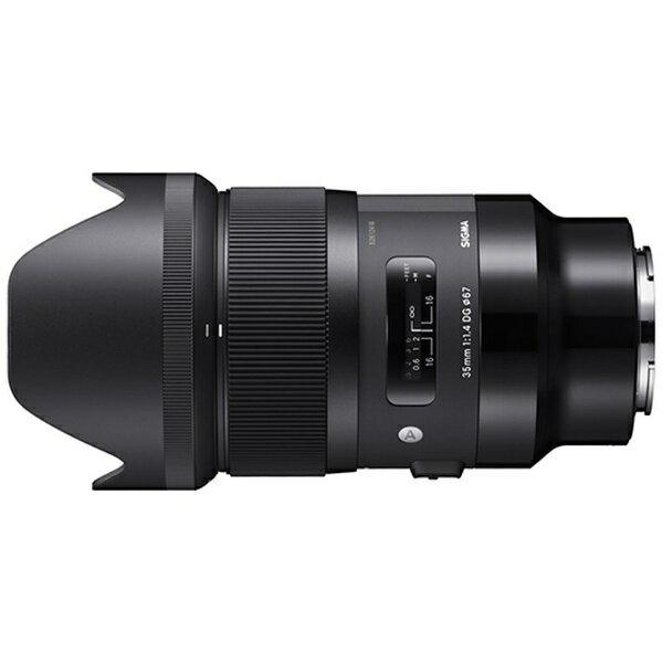 【納得の3年保証付き】[シグマ] 35mm F1.4 DG HSM Art ソニーEマウント