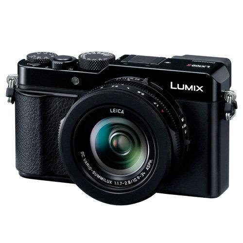 【納得の3年保証付き】[パナソニック] LUMIX DC-LX100M2 ブラック