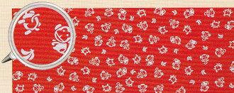 간지 수건・연하 신년 지난과 바나나무늬 정사각형의 색종이・봉투 넣어 서비스