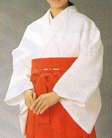 巫女用白衣 白衣(巫女用) 胆印902 ML