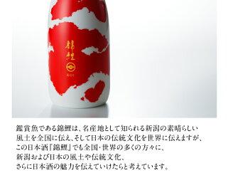 日本酒お年賀ギフト錦鯉今代司錦鯉純米酒720mlお酒お父さんプレゼント日本酒あす楽にしきごい