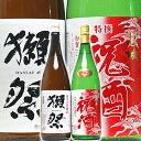 日本酒 獺祭45 金箔入り 祝酒 一升瓶 1800ml×2本 飲み比べ 祝い酒 四割五分 限定 飲み比べセット 送料無料 だっさい お酒 旭酒造 新潟…