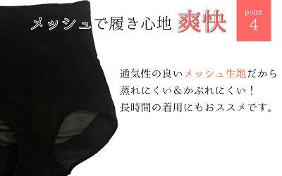 ガードル・美尻・ボディーメイク・下着・着圧/説明6