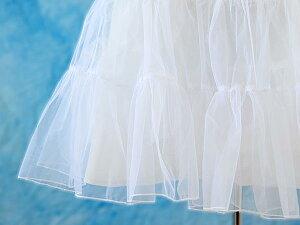 【パウスカート用パニエ】フラダンスのパウスカート可愛くボリュームアップ