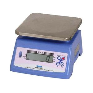 防水型デジタル上皿はかり 10kg UDS-210W-10K 検定品 大和製衡