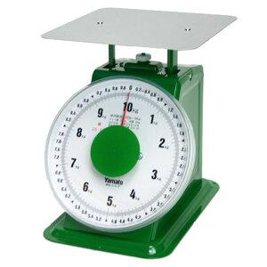 普及型上皿はかり 10kg SD-10 検定品 大和製衡
