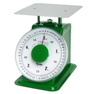 普及型上皿はかり 5kg SD-5 検定品 大和製衡