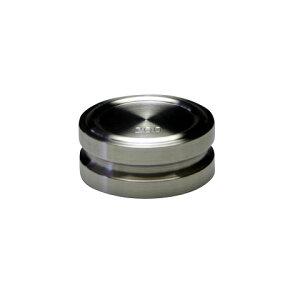 ステンレス製円盤分銅 F2級(1級) 200g
