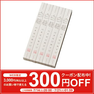 細延べ技法の白龍そうめん(5本入)