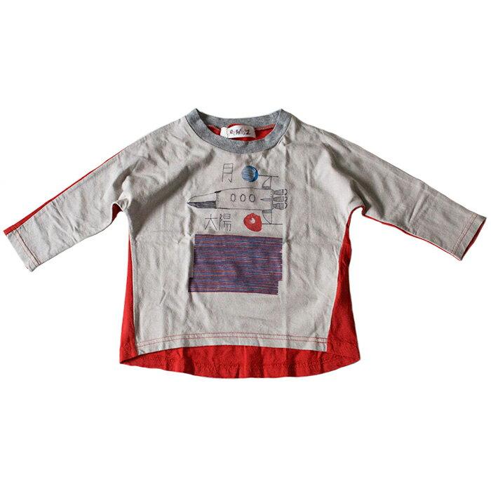 Geewhiz ジーウィズ LSTシャツ GRAY GW71BTL03