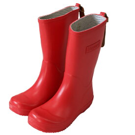Bisgaard ビスゴ RubberBoots 長靴 red