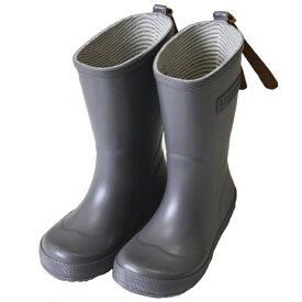 Bisgaard ビスゴ RubberBoots 長靴 grey